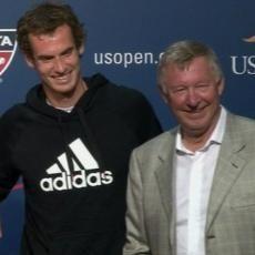 Ada \Hairdryer\ Fergie di Gelar Juara Andy Murray