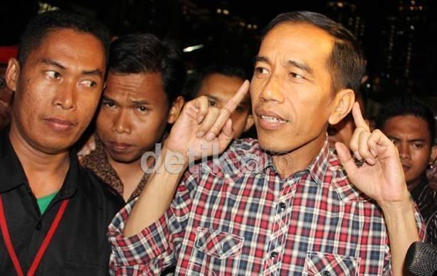 Menang Versi Quick Count, Jokowi Segera Mundur dari Wali Kota Solo