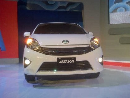 Spek Toyota Agya Paling Mahal