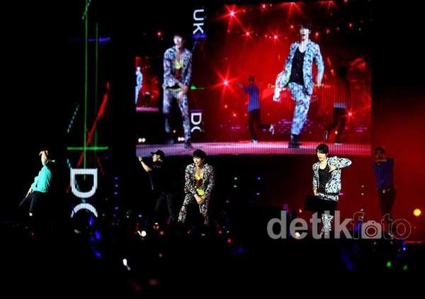 Konser Memukau SM Town Jakarta