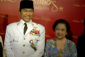 Megawati Harap Patung Bung Karno Ada di Madame Tussauds Lain
