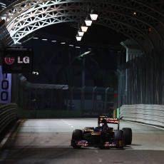 F1 yang Spektakuler dan Ramah di Negeri Singa