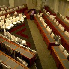 Parah! Para Anggota DPR Bolos, Rapat dengan Bos Merpati Batal