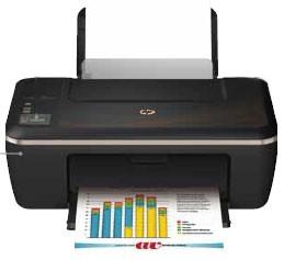 Printer 2520hc (HP)
