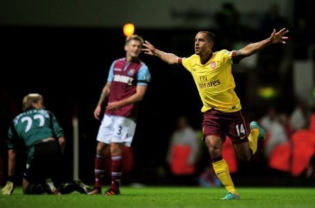 Arsenal Tekuk West Ham 3-1