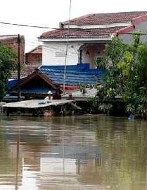 Waspada! Jakarta Barat Wilayah Paling Rawan Banjir