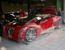 Mirip Mobil Tom Cruise, Ini Jawaban Pembuat Mobil Dahlan Iskan