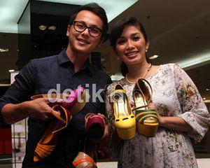 Lika-liku Ussy Bisnis Sepatu, Sulitnya Cari Bahan Sampai Ditipu Tukang