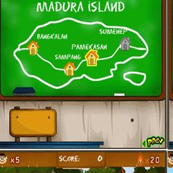 Game dari Madura Jawara di Mobile Games Developer War 4 Rookie