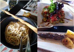 Krenyes Gurih Hidangan Jepang dan Italia di Ocha & Bella