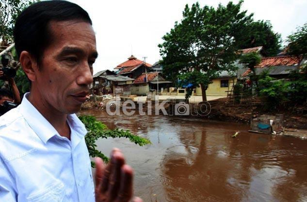 Jokowi Diminta Kawal Kasus Hukum Blok A Pasar Tanah Abang