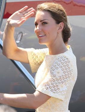 Cheryl Cole Puji Bentuk Payudara Kate Middleton