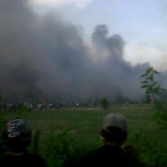 Ribuan Penyerang Desa Balinuraga Bubar, Kondisi Lampung Selatan Kondusif