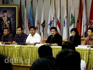 KPU Coret 18 Parpol untuk Ikut Pemilu 2014