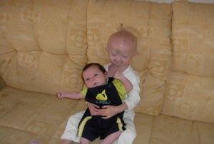 Fenomena-fenomena Aneh pada Bayi & Anak-anak