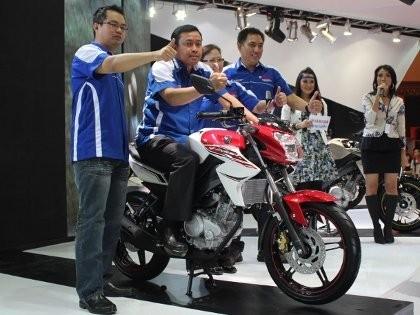 Yamaha: V-Ixion Cocok untuk Jegal Honda CB150R