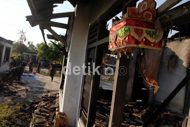 Aparat Tolak Permintaan Pemindahan Desa Balinuraga dari Lampung Selatan