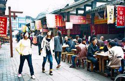 8 Kota untuk Wisata Kuliner Asli China