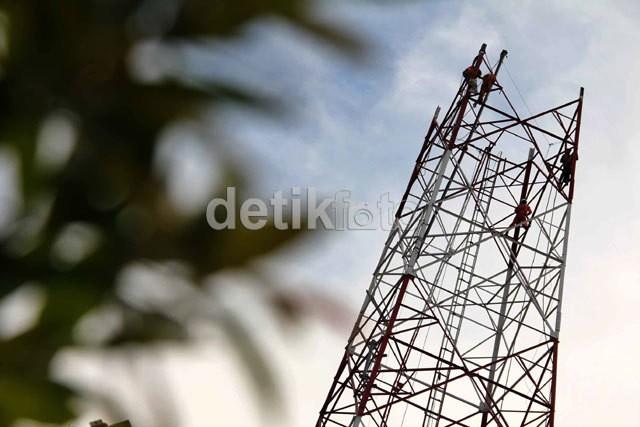 Pasang Tower BTS Tanpa Izin, Pemerintah Digugat Rp 1 Miliar