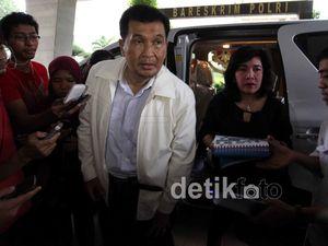 Komisioner KPU Dilaporkan ke Bareskrim Polri