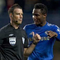 Nyatakan Clattenburg Tak Bersalah, FA Juga Dakwa Obi Mikel