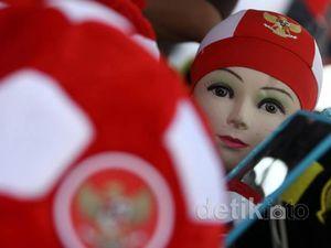 Aksesoris dan Atribut Piala AFF 2012 Mulai Dijajakan