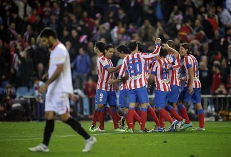 Tundukkan Sevilla, Atletico Pepet Barca