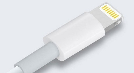 iPhone Lightning connector (ist)