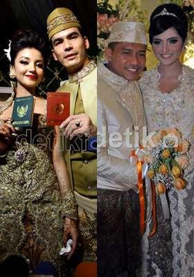 5 Pasangan Selebriti Indonesia dengan Usia yang Jauh Berbeda