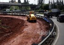 Pelebaran Jalan Tol Lingkar Luar Cikunir