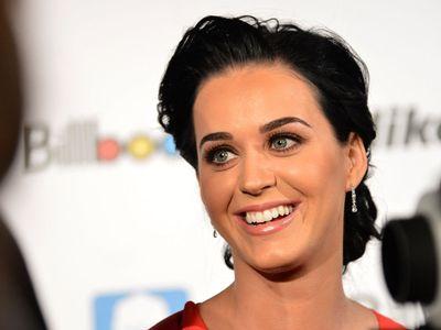 Wajah Lelah Katy Perry
