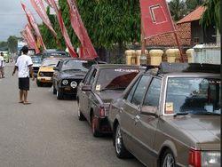 Touring Tektok Pemalang Nostalgic Car