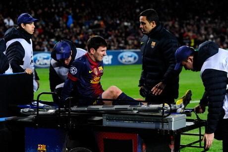 Vilanova Jelaskan Alasan Mainkan Messi