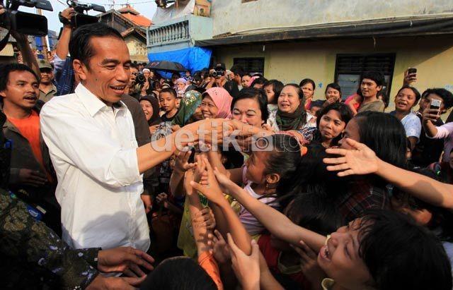 Ini Lokasi Ruang Terbuka Hijau yang Direncanakan Jokowi