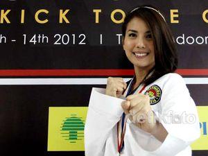 Taekwondo Championship Indonesia Open 2012 Dimulai