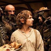 Petualangan Bilbo Baggins di \The Hobbit\