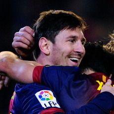 Barca Tambah Kontrak Messi, Xavi dan Puyol