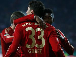 Ribery Diusir, Bayern ke Perempatfinal