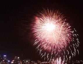 Inilah Jadwal Rangkaian Car Free Night pada Malam Tahun Baru