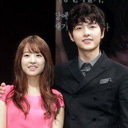 Kulit Song Joong Ki Lebih Mulus, Park Bo Young Stres