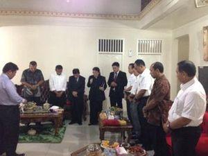 Setelah Effendi Simbolon, Dahlan Berkunjung ke Rumah Saidi Butar Butar