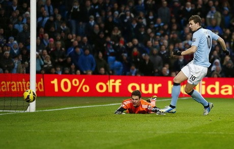 City Gilas Stoke 3-0