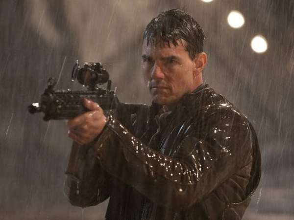 Tom Cruise Tampil Brutal di Jack Reacher