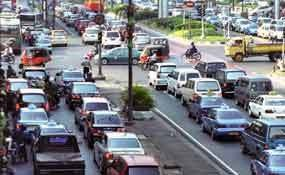 Hujan Guyur Jakarta Pagi Ini, Awas Macet!