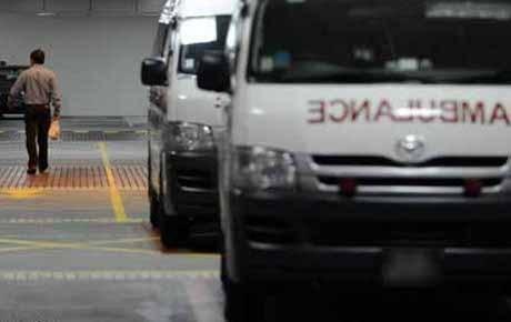 Ambulans Nyasar, Pria Jepang Tewas Sebelum Dibawa ke Rumah Sakit