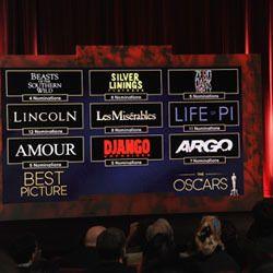 Ini Dia Daftar Nominasi Oscar 2013