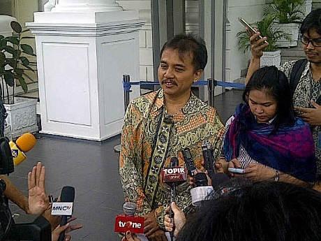 Menpora Harus Berkumis? Roy Suryo Tertawa: Itu Terserah SBY