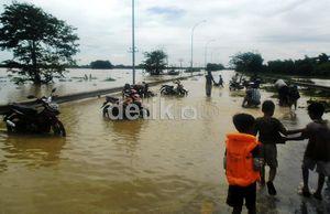 Kena Banjir, Operator Tol Tangerang-Merak Ngaku Rugi