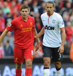 Ini Dia Statistik Manchester United vs Liverpool