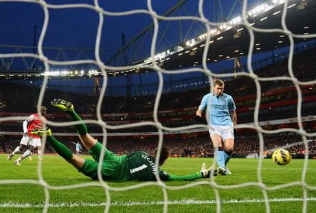 Wenger: Arsenal Kebobolan Dua Gol Mudah